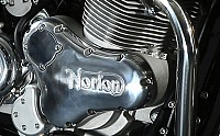 Norton Commando 961 Engine pictures