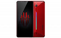 ZTE Nubia Red Magic Red Front, Side And Back pictures