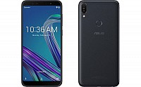 Asus ZenFone Max Pro (M1) Front And Back pictures