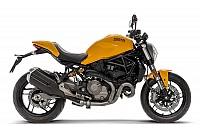 Ducati Monster 821 Ducati Yellow pictures