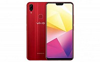Vivo X21i Front And Back pictures