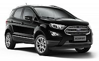 Ford Ecosport Absolute Black pictures