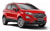 Ford Ecosport Race Red pictures