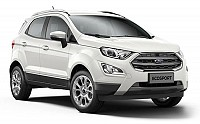 Ford Ecosport Diamond White pictures