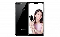 Huawei Honor 9i (2018) Front and Back pictures
