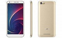 Intex Infie 33 Front, Side and Back pictures