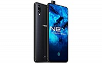 Vivo Nex Front, Side and Back pictures