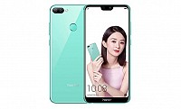 Huawei Honor 9N Back and Front pictures