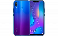 Huawei Nova 3i Back and Front pictures
