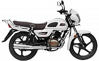 Tvs Radeon 110 Pearl White pictures