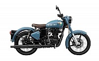 Royal Enfield Classic 350 ABS Airborne Blue pictures