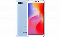 Xiaomi Redmi 6A Back and Front pictures