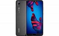 Huawei P20 Front and Back pictures