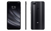 Xiaomi Mi 8 Youth Front, Side and Back pictures