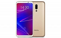 Meizu 16X Front and Back pictures