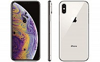 Apple iPhone XS Back, Side and Front pictures