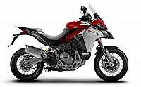 Ducati Multistrada 1260 Enduro Red Photo pictures