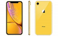 Apple iPhone XR Back, Side and Front pictures