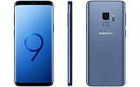 Samsung Galaxy S9 Front, Back And Side pictures