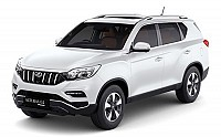 Mahindra Alturas G4 4X4 AT pictures