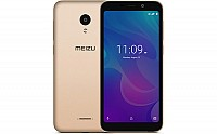 Meizu C9 Front and Back pictures