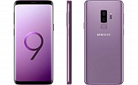 Samsung Galaxy S9 Plus Front, Back And Side pictures