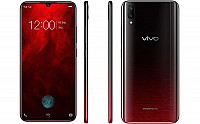 Vivo V11 Pro Front, Side and Back pictures