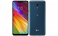 LG Q9 Front and Back pictures