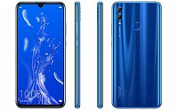 Honor 10 Lite Front, Side and Back pictures