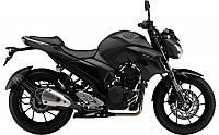 Yamaha FZ 25 Matt Black pictures