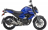 Yamaha FZ V3.0 Racing Blue pictures
