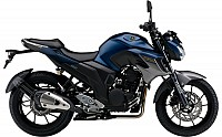 Yamaha FZ 25 Dark Matt Blue pictures