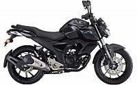 Yamaha FZ V3.0 Metric Black pictures