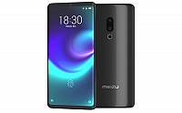 Meizu Zero Front, Black and Side pictures