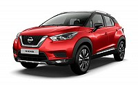 Nissan Kicks XL pictures