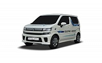 Maruti WagonR Electric pictures