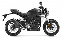 Honda CB300R Matte Axis Gray Metallic pictures