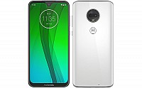 Motorola Moto G7 Front, Side and Back pictures