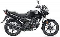 Honda CB Unicorn 150 ABS Pearl Igneous Black pictures