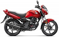 Honda CB Unicorn 150 ABS  Red pictures