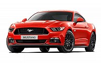 Ford Mustang V8 pictures