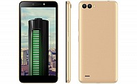 Itel A44 Power Front and Back pictures