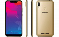 Panasonic Eluga Z1 Pro Front, Side and Back pictures