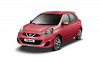 Nissan Micra XV CVT pictures