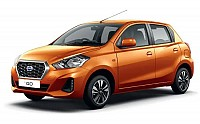 Datsun GO T Option Petrol pictures