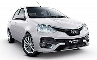 Toyota Platinum Etios VXD Limited Edition pictures