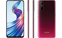 Vivo V15 Front, Side and Back pictures