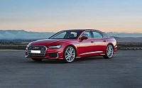 Audi A6 2019 pictures