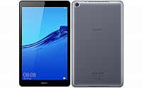 Huawei MediaPad M5 Lite 4G Front and Back pictures