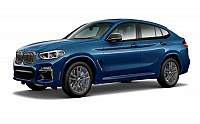 BMW X4 M Sport X xDrive30i pictures